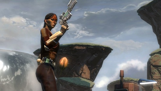 SWTOR announces Cathar to come in next update