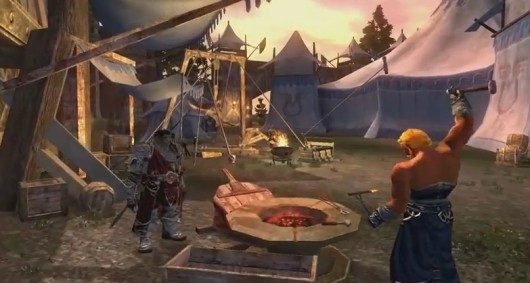 EverQuest II video documents the new Cobalt Scar