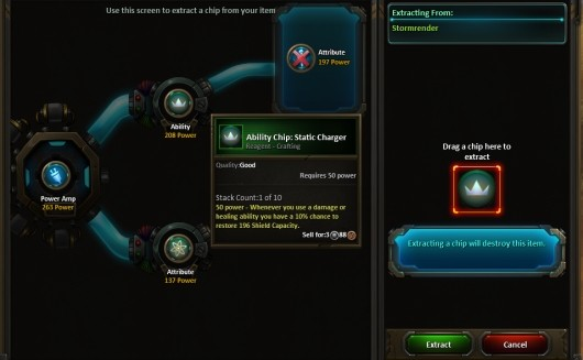 WildStar goes gear modding in new dev diary