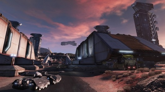 DUST 514 launches on May 14