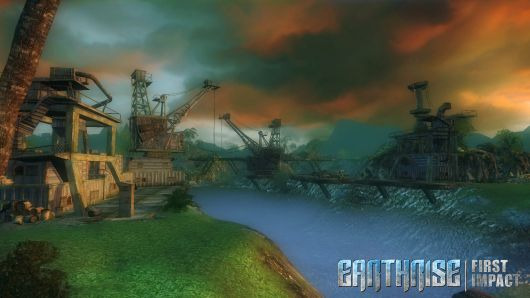 Screenshot -- Earthrise: First Impact