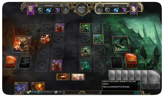 Might and Magic Duel of Champions screenshot