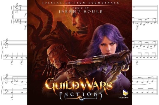 Jukebox Heroes Guild Wars Factions' soundtrack