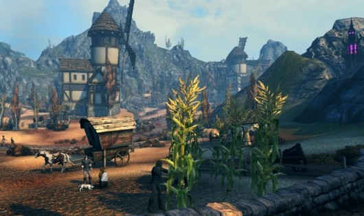 Massively Exclusive Neverwinter's Rothe Valley