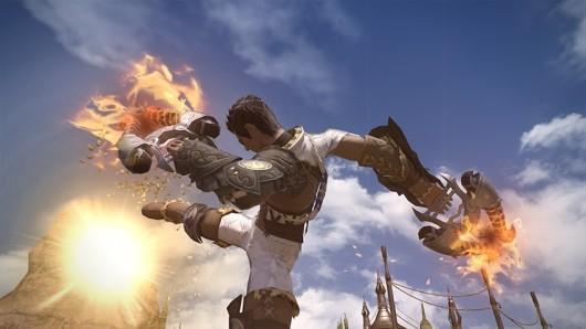 Final Fantasy XIV shows off the jobs and professions of 20