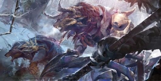 Guild Wars 2 wraps up Flame and Frost living story this month