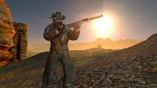 Grimlands developer turns to Kickstarter to finish post-apoc shooter