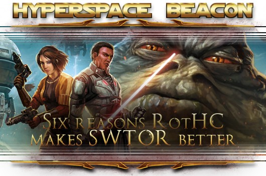 Hyperspace Beacon Six reasons Rise of the Hutt Cartel makes SWTOR better