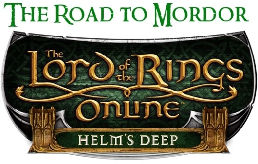 The Road to Mordor Helm's Deep