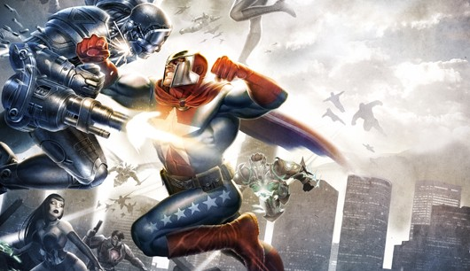 Players celebrate City of Heroes' 9th anniversary