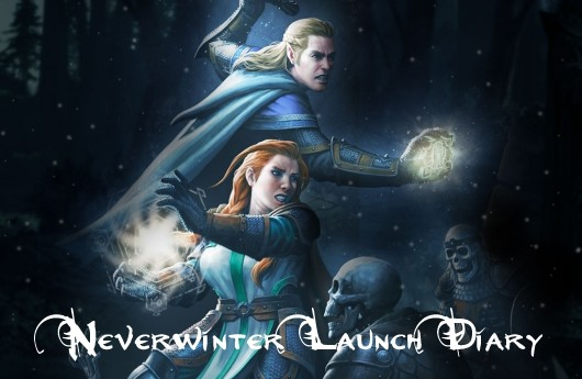 Massively's Neverwinter launch diary Day one