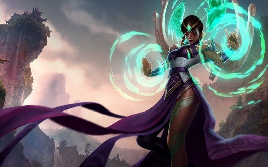 The Summoner's Guidebook Reworking three League of Legends champions