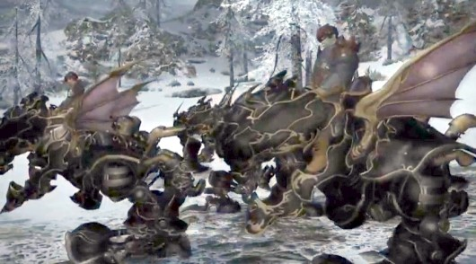 Get a first look at Final Fantasy XIV's magitek armor