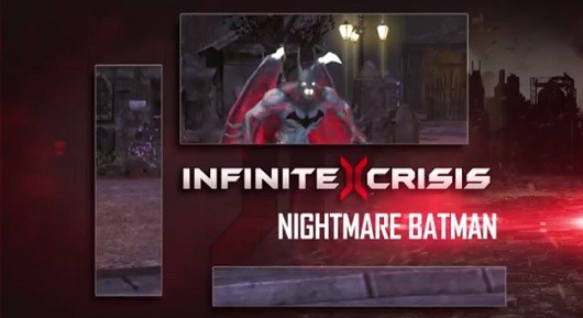Meet the newest Infinite Crisis champions Nightmare Batman and Wonder Woman