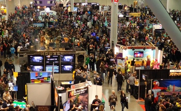 MMO Family The consequences of kids at conventions