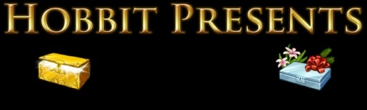 LotRO hands out daily 'Hobbit presents'