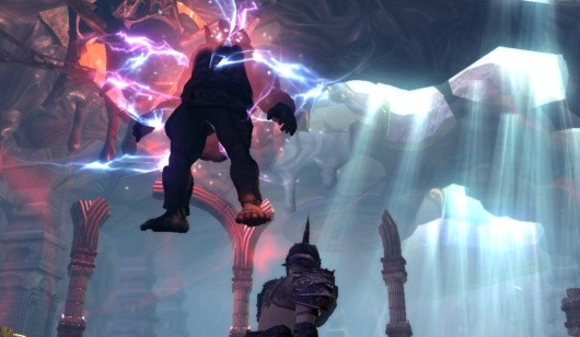 RaiderZ Broken Silence screenshot