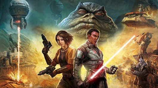 SWTOR's Rise of the Hutt Cartel is live on a server near you!