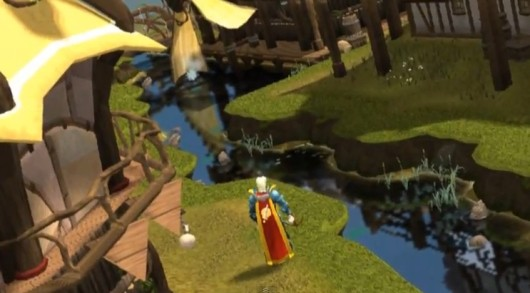 RuneScape 3 beta begins