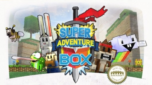 Jukebox Heroes Super Adventure Box's soundtrack