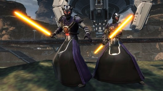 SWTOR wraps up expansion class changes with the Sith Inquisitor and Jedi Consular