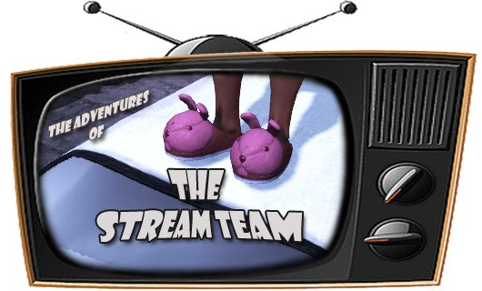 The Stream Team  Fuzzy slippers edition, April 29  May 5, 2013