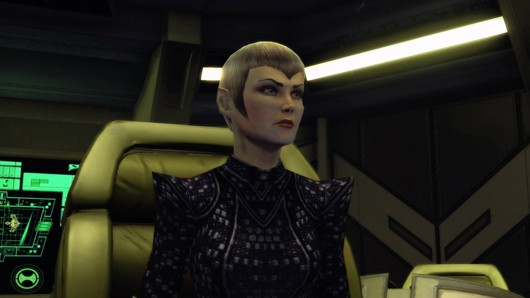 Star Trek Online offers a crash course on Empress Sela