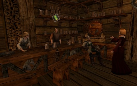 The Daily Grind Which game has the best taverns