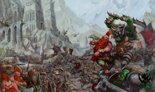 Warhammer Online's Keaven Freeman leaves Mythic