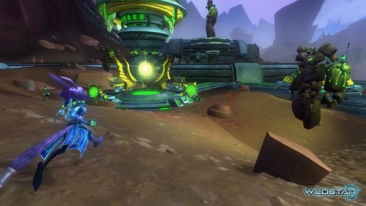 WildStar composer releases several new music tracks