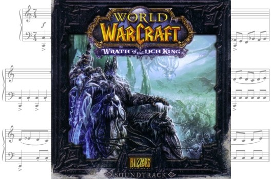 Jukebox Heroes Wrath of the Lich King's soundtrack