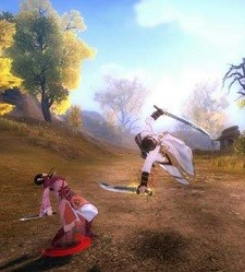 The Art of Wushu The war for server time