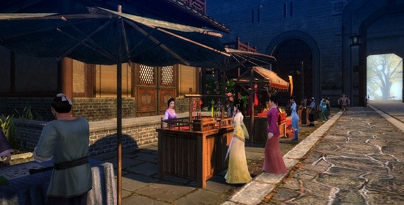 Talking with the Age of Wushu team about upcoming features