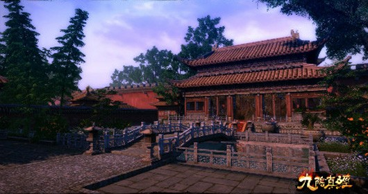 A storm's brewing as Age of Wushu introduces factions, dating, and weather
