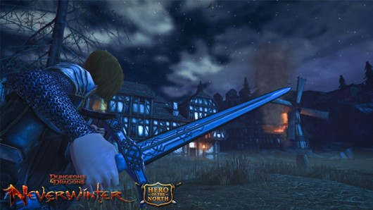 Neverwinter State of the Game announces public test shard, raid content
