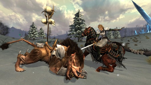 LotRO Update 11 brings five new areas on May 13