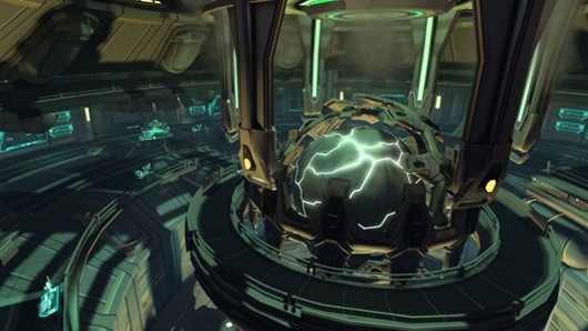 Star Trek Online - This is some sort of warp core
