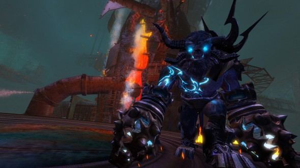 A guide to Guild Wars 2's Molten Weapon Facility dungeon