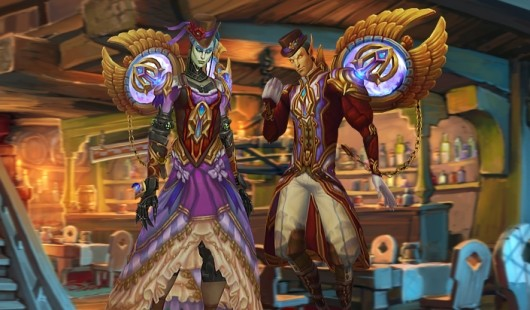 Allods Online pops the cork on its second anniversary