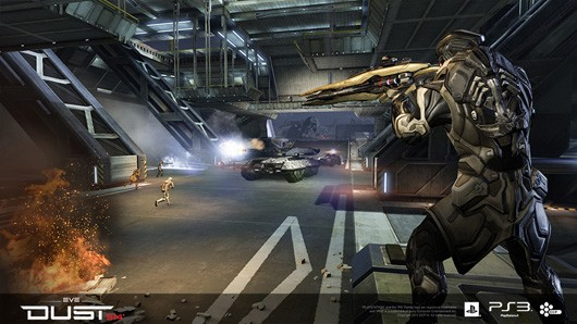 Dust 514 launchday roundup