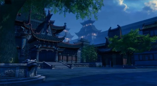 New Blade & Soul video tours White Blue Mountain Range