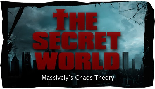 Chaos Theory   The Secret World shaken, not stirred