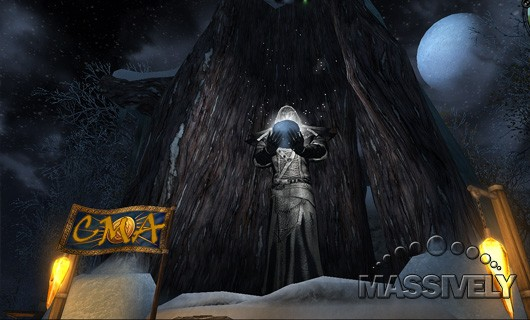 Choose My Adventure  Beyond the walls of safety in Darkfall