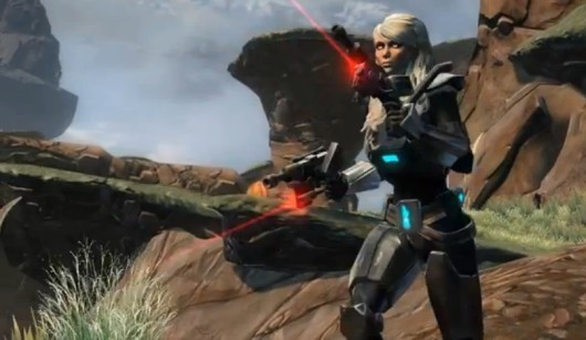 swtor customization launch trailer