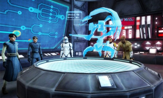 Clone Wars Adventures not immediately affected by EADisney deal