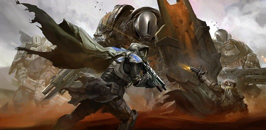 Bungie squashes rumors that Destiny might come to the PlayStation Vita