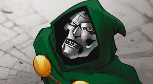 Marvel Heroes rolls out first episode of 'Chronicles of Doom' motion comic series