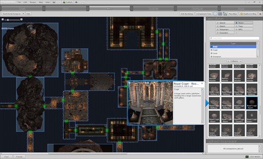 Neverwinter dev blog delves into the Foundry