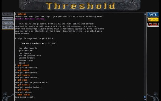 ThresholdRPG screenshot