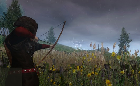 Gloria Victis pre-alpha screens show forest updates